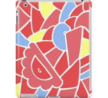 Colourful shapes iPad Case/Skin