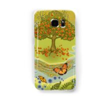Magic forest Samsung Galaxy Case/Skin