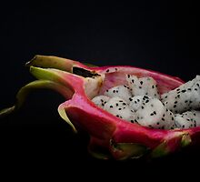 Dragon Fruit (Pitaya) by Kasia-D