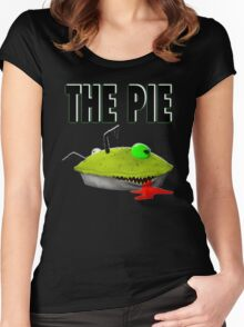The Pie Women's Fitted Scoop T-Shirt