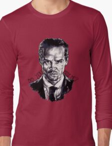 Did you miss me? (J. Moriarty) Long Sleeve T-Shirt