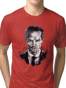 Did you miss me? (J. Moriarty) Tri-blend T-Shirt