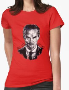 Did you miss me? (J. Moriarty) Womens Fitted T-Shirt