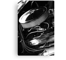 Clean and oh so shiney '59! Canvas Print