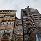 Birmingham buildings by hanloufoley