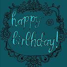 Happy Birthday! by Claire Elford