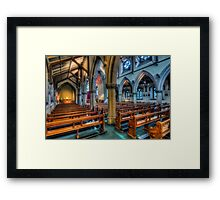 Give Me The Love Framed Print
