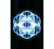 shining mandala Photographic Print