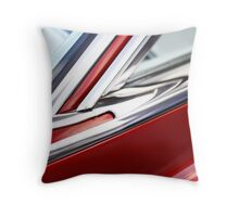 Abstract '59 Throw Pillow