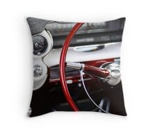 Immaculate! Throw Pillow