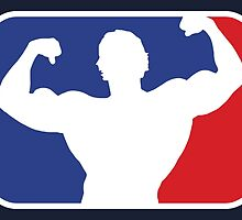 Major League Bodybuilding by DesmondDesign