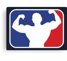 Major League Bodybuilding Canvas Print