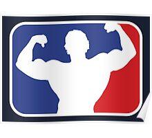 Major League Bodybuilding Poster