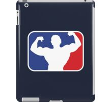Major League Bodybuilding iPad Case/Skin