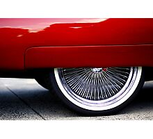 59 spinner skirt Photographic Print