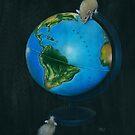 Around the World in Eighty Seconds by Karen  Hull
