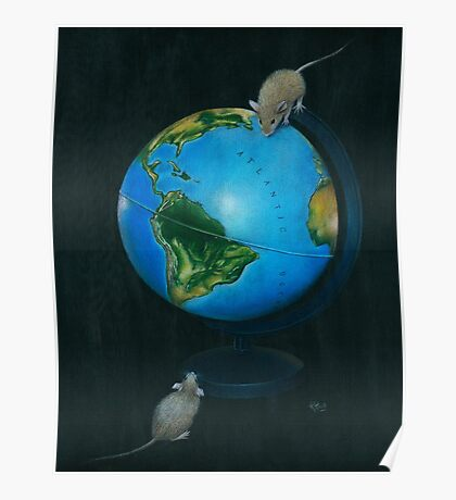 Around the World in Eighty Seconds Poster