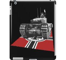 Chuchill tank Winston Churchill iPad Case/Skin