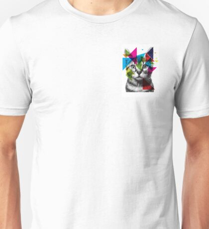 Translucent Furry Friend Unisex T-Shirt