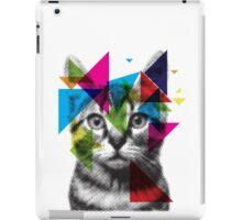 Translucent Furry Friend iPad Case/Skin