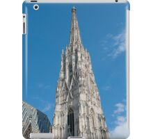 Vienna Austria St. Stephen's Cathedral (Stephansdom) iPad Case/Skin