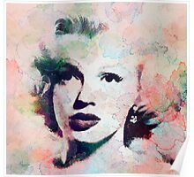 Vintage Marilyn Poster