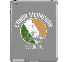 Conor McGregor Dublin iPad Case/Skin