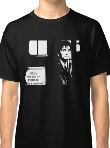 The 10th Doctor Classic T-Shirt