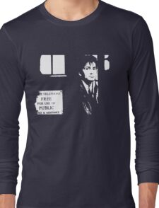 The 10th Doctor Long Sleeve T-Shirt