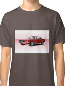 1967 Ford Mustang Fastback Classic T-Shirt