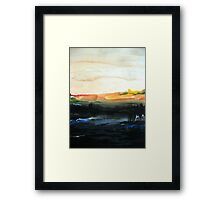 South Dakota Series 3/4 Framed Print