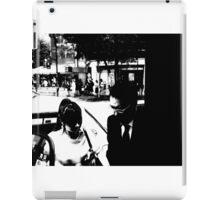 Taxi Exit iPad Case/Skin