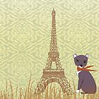 Soxy In Paris by 2smartcats