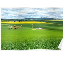 Dookie crops.... Poster