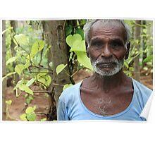 betel leaf farmer Poster