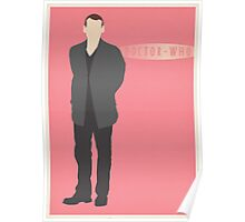 Doctor Who - Christopher Eccleston Poster