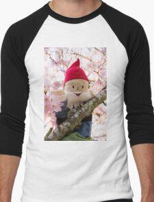 Petal Blossom Gus Men's Baseball ¾ T-Shirt