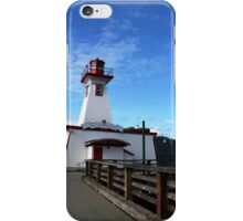 Port Alberni Maritime Discovery Centre iPhone Case/Skin