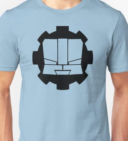 Heroic Gearo Emblem - Black T-Shirt