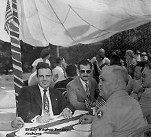 Frank Clement at York Day by © Brady-Hughes- Beasley Archives