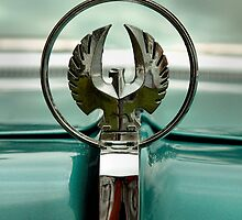 1963 Chrysler Imperial Mascot by SuddenJim