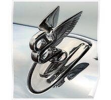 Bentley Mascot Poster
