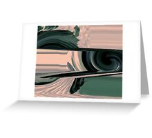 Camera As Abstract Greeting Card