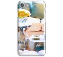 Stylish living room iPhone Case/Skin