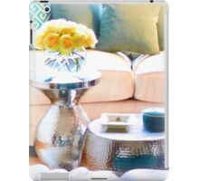 Stylish living room iPad Case/Skin
