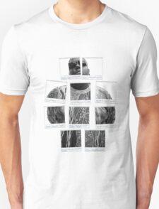 10 crack commandments  T-Shirt