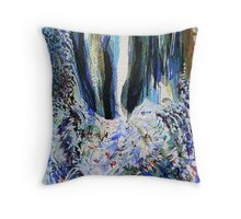 West Dart 3 Throw Pillow
