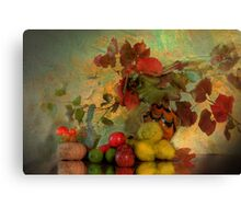 Fruit of Life - Still Life Photography Canvas Print
