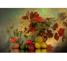 Fruit of Life - Still Life Photography Photographic Print