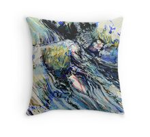 West Dart 4 Throw Pillow
